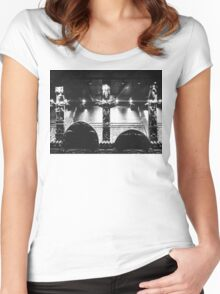 Rock on Religion Women's Fitted Scoop T-Shirt