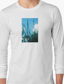 Slap series - sky spike Long Sleeve T-Shirt