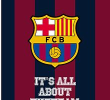 Fc Barcelona cover by mumudk