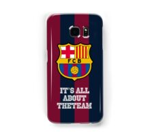 Fc Barcelona cover Samsung Galaxy Case/Skin