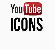 YouTube Icons logo Unisex T-Shirt
