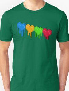 8-Bit Retro Love! Unisex T-Shirt