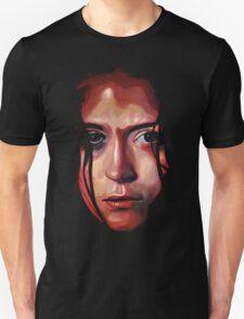 Summer Glau River Oil Painting T-Shirt