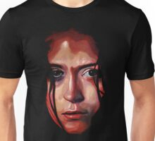 Summer Glau River Oil Painting Unisex T-Shirt
