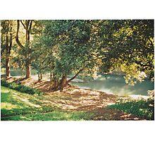 Hidden Paradise - a study - Pt VI Photographic Print