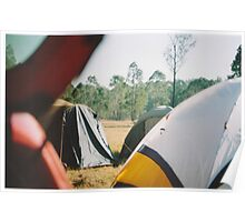 Tent City Poster