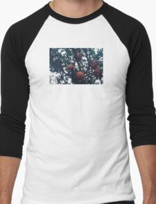 Pomegranate. Men's Baseball ¾ T-Shirt