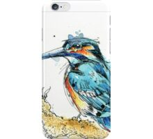 Regal Kingfisher iPhone Case/Skin