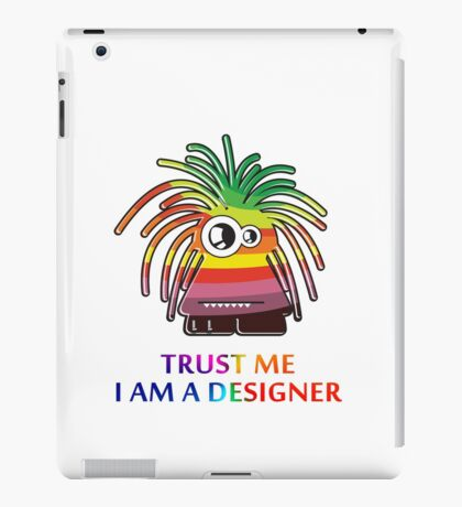 Designer iPad Case/Skin