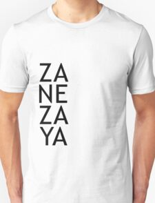Graphic zanezaya T-Shirt