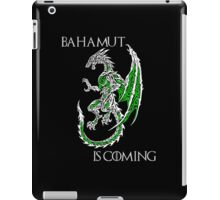 Bahamut Is Coming V2 iPad Case/Skin