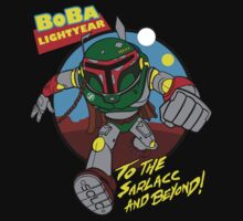 Boba Lightyear by David McClure