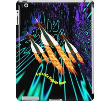 A Galactic Fighter Force on Patrol iPad/iPhone/Samsung cases iPad Case/Skin