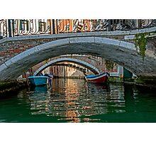 Venice, Italy. Photographic Print