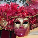Venetian carnival mask. by FER737NG