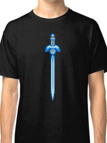 Master Sword pixel - The Legend of Zelda Classic T-Shirt