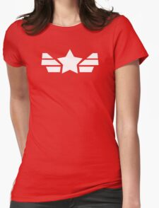 Captain Director Shirt Womens Fitted T-Shirt