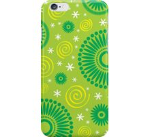 Pop! Green & Lime iPhone Case/Skin