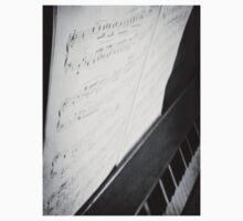 Debussy Sheet Music Kids Tee