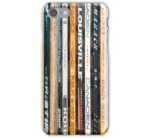 Hockey sticks iPhone Case/Skin