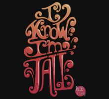 Tall N Curly - I know I'm tall / Sunset by tallncurly