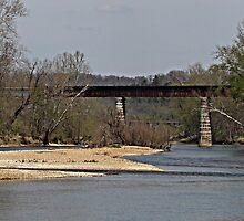 Train Bridge by PicsbyJody