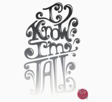 Tall N Curly - I know I'm tall / Paloma by tallncurly