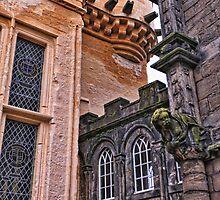 Edinburgh Castle by Kate Purdy