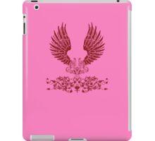 Red Angel Wings iPad Case/Skin