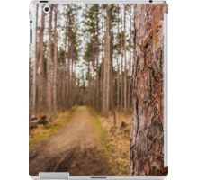 Forest Trails iPad Case/Skin