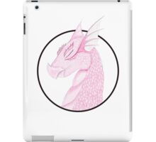 Pink Dragons iPad Case/Skin