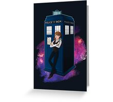 Another kind of Doctor Greeting Card