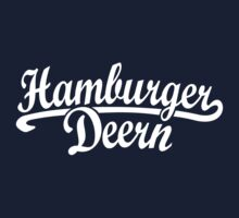 Hamburger Deern Classic (Weiß) by theshirtshops