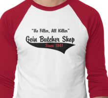 Gein Butcher Shop Men's Baseball ¾ T-Shirt