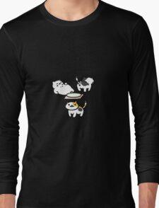 Neko Atsume Long Sleeve T-Shirt