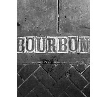 Bourbon Street (2) Photographic Print