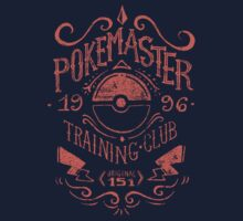 Pokemaster Training Club by Azafran