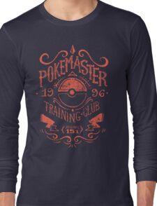Pokemaster Training Club Long Sleeve T-Shirt