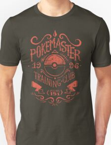 Pokemaster Training Club Unisex T-Shirt