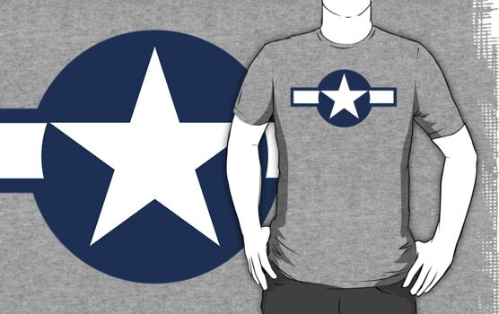 1943-1947 US Air Corps Star by warbirdwear