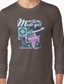 Medi-gel Advertisement Long Sleeve T-Shirt