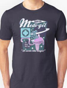 Medi-gel Advertisement Unisex T-Shirt