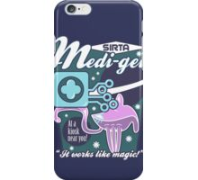 Medi-gel Advertisement iPhone Case/Skin