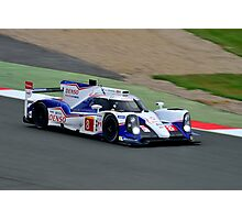 Toyota Racing No 8 Photographic Print