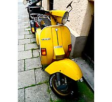 Vespa (1) Photographic Print