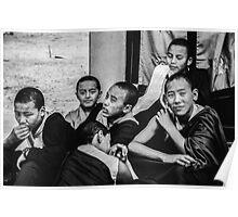 Buddha Boys Poster