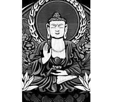 Gautama Budda Crop Photographic Print