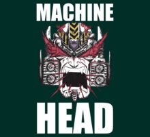 Megatron Loves Machine Head! T-Shirt