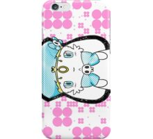 cute bunny iPhone Case/Skin