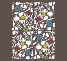 abstract music  Kids Clothes